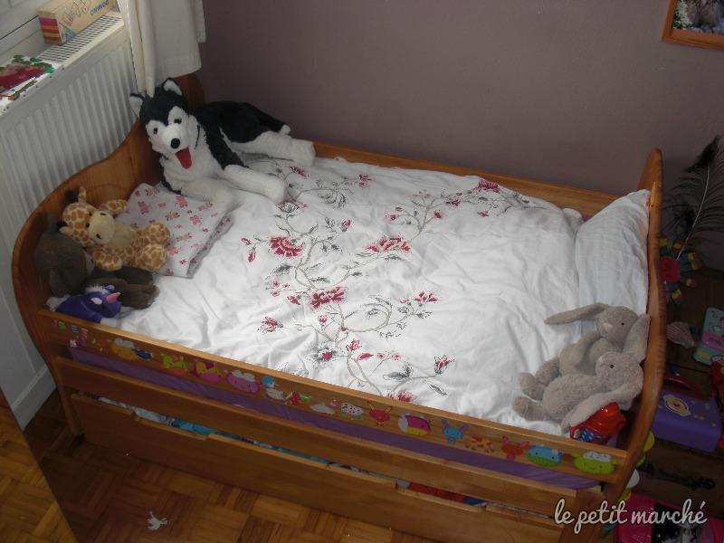 lit evolutif vertbaudet mod le papillon annonces mobilier d coration clichy 92110 le. Black Bedroom Furniture Sets. Home Design Ideas